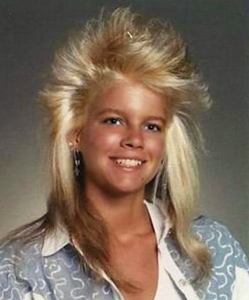 80s hair mullet mayhem 19 awesome 80s hairstyles you totally wore