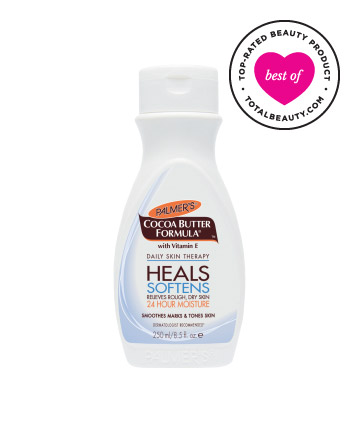 Best Body Lotion No. 10: Palmer's Cocoa Butter Formula Daily Skin Therapy, $5.50