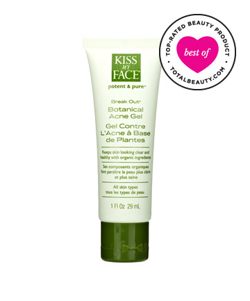 No. 9: Kiss My Face Break Out -- (Botanical Acne Gel), $16.99