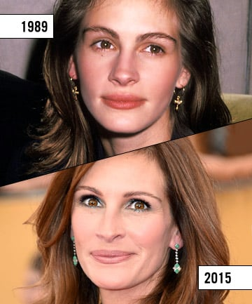 16 Best Celebrity Eyebrow Transformations of 2015 | Hair ...