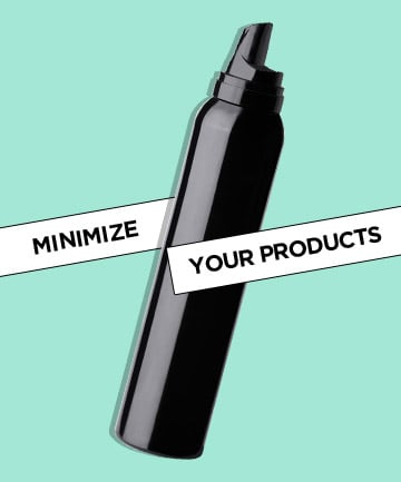 Minimize your products