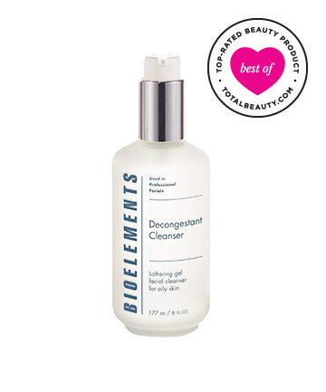 Best Face Cleanser No. 9: Bioelements Decongestant Cleanser, $37