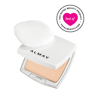 Best Drugstore Foundation No. 9: Almay Clear Complexion Powder Makeup for Oily Skin, $9.99