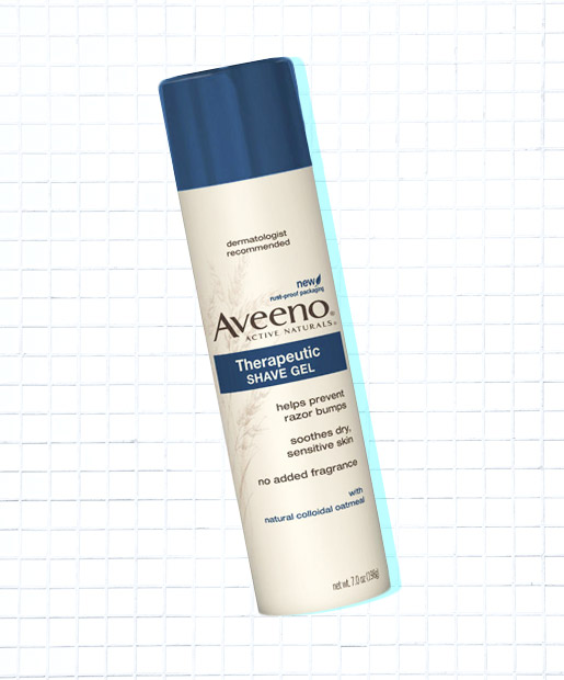 No. 3: Aveeno Therapeutic Shave Gel, $4.20