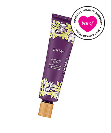 Best Oil-Control Product No. 5: Tarte Clean Slate Poreless 12-Hr Perfecting Primer, $31