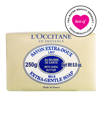 Best Soap No. 17: L'Occitane Shea Butter Extra Gentle Soap , $14