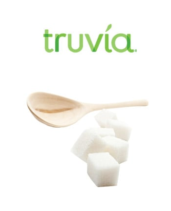 The Best No. 3: Stevia (aka Truvia or SweetLeaf)