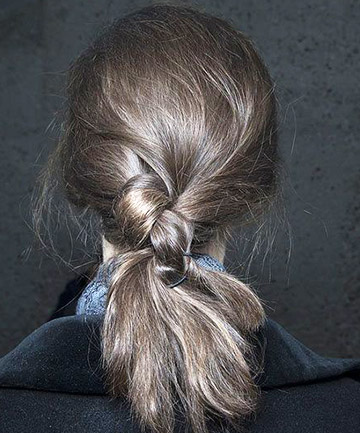Runway Worthy Low Ponytail 7 Insanely Chic Hairstyles For