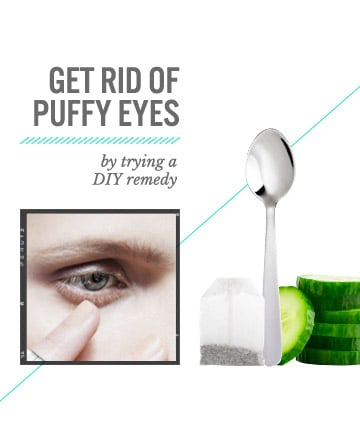 Home Remedy For Puffy Eyes From Crying
