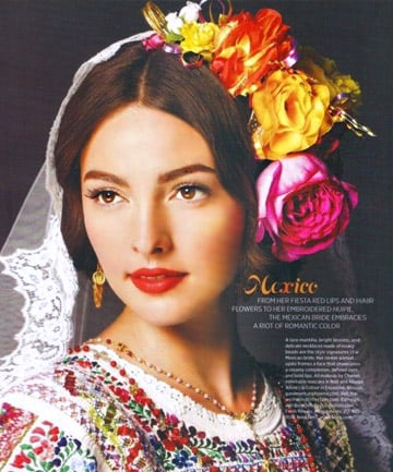 mexican wedding hairstyles  page 2