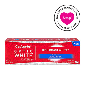 Best Teeth Whitening Product No 7 Colgate Optic White Toothpaste