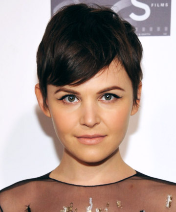 Ginnifer Goodwin's Textured Pixie Cut