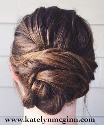 All Wrapped Up Beat The Heat Summer Hairstyles Page 13