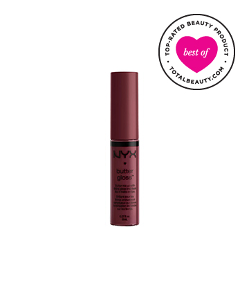 Best Cheap Makeup Product No. 3: NYX Cosmetics Butter Gloss, $5