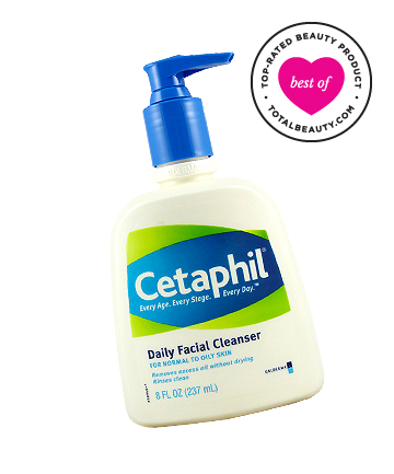 Best Classic Beauty Product No. 13: Cetaphil Daily Facial Cleanser, $13.99