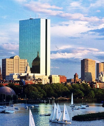 No. 9: Boston, Mass.