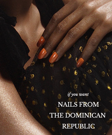 The Dominican Secret for Tough Nails, Beauty Secrets From Around the ...