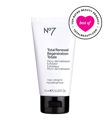 Best Micro-dermabrasion Product No. 4: Boots No7 Total Renewal Micro-dermabrasion, $17.49