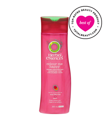 Best Drugstore Shampoo No. 18: Herbal Essences Color Me Happy Color Safe Shampoo, $7.49