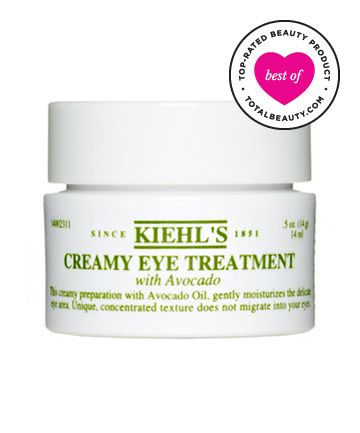 Best Eye Wrinkle Cream No. 14: Kiehl's Creamy Eye Treatment with Avocado, $48