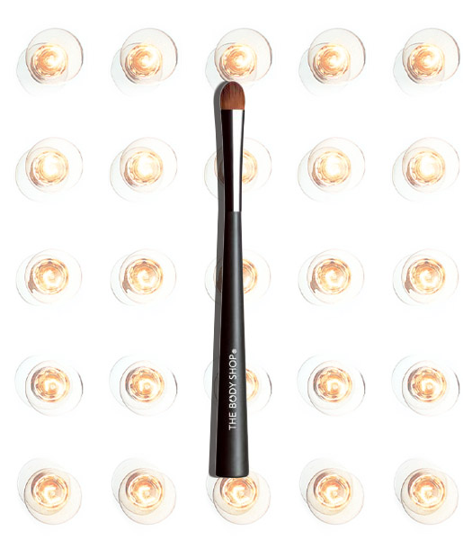 No. 3: The Body Shop Eyeshadow Brush, $18