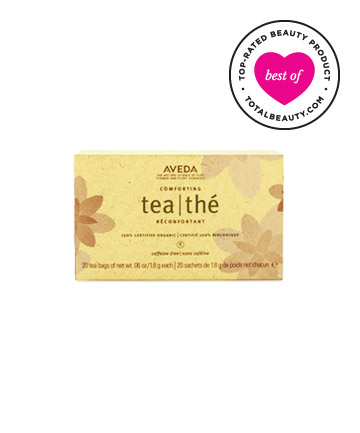 Best Supplement No. 3: Aveda Comforting Tea Bags, $19
