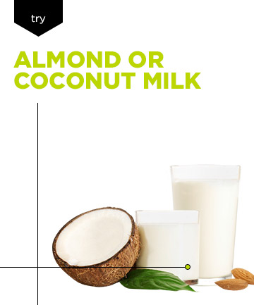 Healthy Skin Diet: Try Almond or Coconut Milk