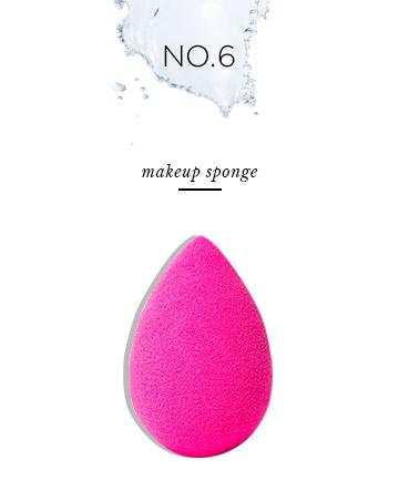 Makeup Brush No. 6: A Makeup Sponge