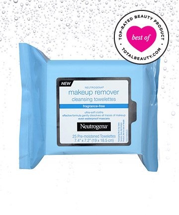 Best Face Wipe No. 12: Neutrogena Makeup Remover Cleansing Towelettes - Fragrance Free, $6.49