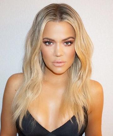 Khloe Kardashian Hair Riding Waves 17 Times Khloe