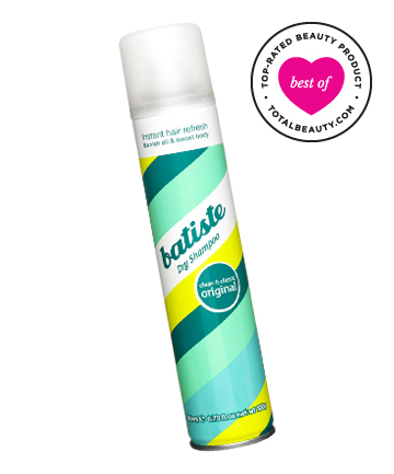 Best Classic Beauty Product No. 12: Batiste Dry Shampoo, $7.99