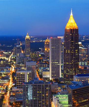 No. 8: Atlanta, Ga.