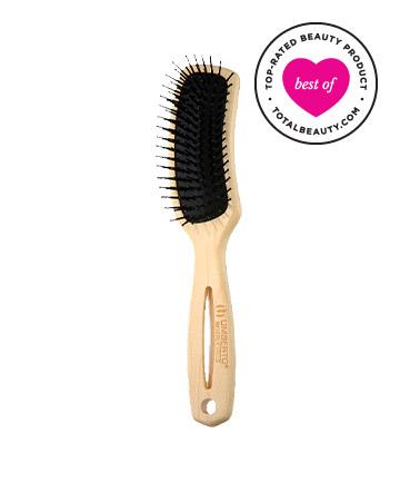 Best Hair Brush No. 2: Umberto Banana Brush, $8.99