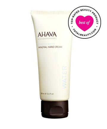The Best Hand Cream No. 3 Ahava Mineral Hand Cream, $21