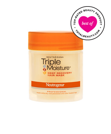 The Best: No. 14: Neutrogena Triple Moisture Deep Recovery Hair Mask, $6.99