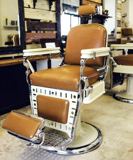 Or turn your salon chair into a trust fall