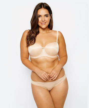 Appears We Can Expect More Curves Ahead Thanks To Sanders Whom Glamour Magazine Recently Called Out As One Of These Fastest Rising Plus Size Models