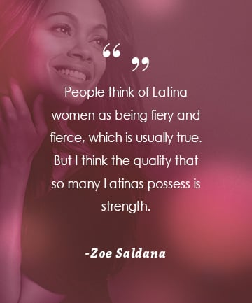 Inspiring Quotes From Latina Women Interesting Quotes From Women