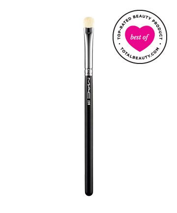 Best Makeup Brush No. 8: M.A.C. 239 Eye Shader Brush, $25