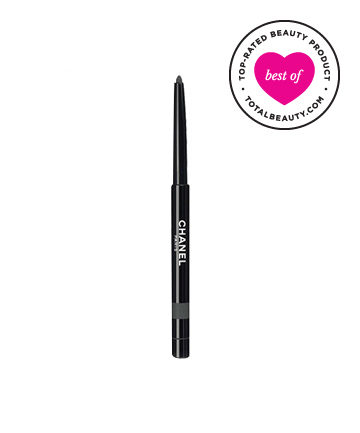 Best Luxury Beauty Product No. 9: Chanel Stylo Yeux Waterproof Long-Lasting Eyeliner, $32