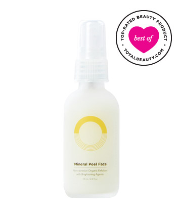 Best At-Home Peel No. 3: O.R.G. Skincare Organic Mineral Peel Face With Brightening Agents, $44
