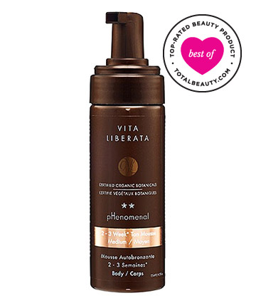 Best Self-Tanner No. 2: Vita Liberata Phenomenal 2-3 Week Tan Lotion, $54