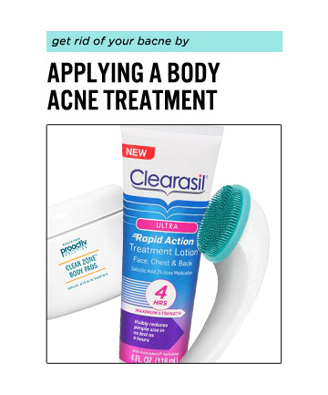 The Best Body Acne Products