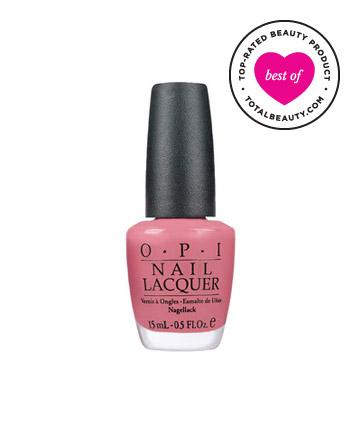 Best Drugstore Nail Polish No. 4: OPI Nail Lacquer, $10