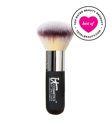 Best Makeup Brush No. 10: It Cosmetics    Heavenly Luxe Airbrush Powder & Bronzer Brush, $48