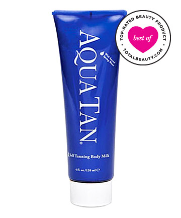 Best Self Tanner No. 9: Aqua Tan Self Tanning Body Milk, $42