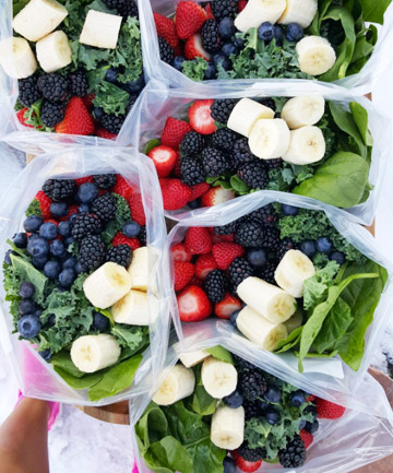 Grab N Go Green Smoothie 9 Meal Prep Ideas That Are