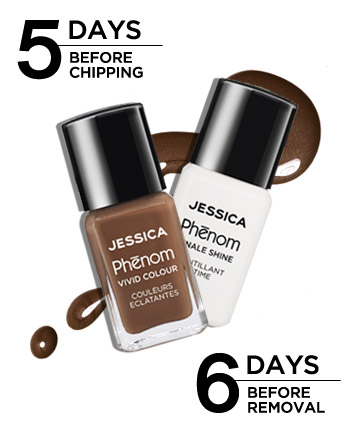Jessica Phenom Polish System, $10.95, Road Test: The Best New At ...