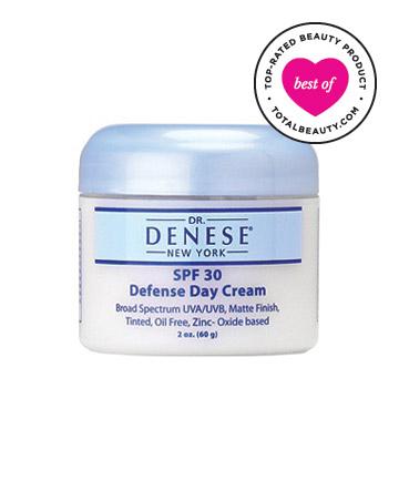 Best Moisturizer No. 6: Dr. Denese SPF 30 Defense Day Cream, $49