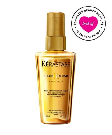 Best Heat Styling Product No. 13: Kerastase Elixir Ultime, $34